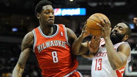 2010 -- C Larry Sanders, 15th overall, Virginia Commonwealth