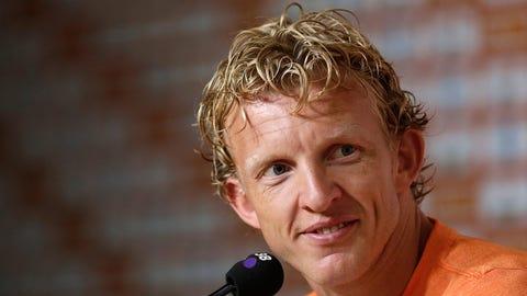 Dirk Kuyt, Netherlands