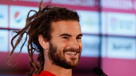 Kyle Beckerman, United States