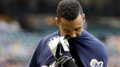 Phillies at Brewers: 7/7/14-7/10/14