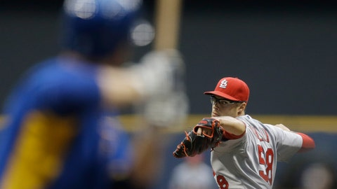 Cardinals at Brewers: 7/11/14-7/13/14