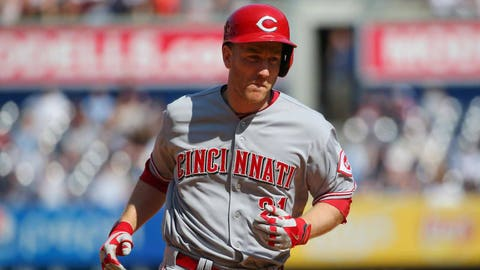 Cincinnati Reds, 51-47, fourth place, 2 1/2 GB