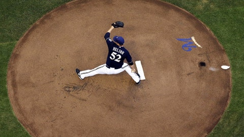 Reds at Brewers: 7/21/14-7/23/14