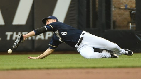 Giants at Brewers: 8/5/14-8/7/14