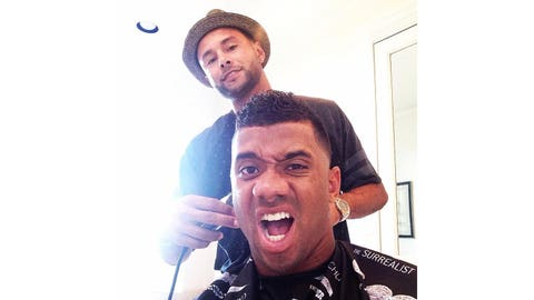 Russell Wilson, Seahawks and ex-Badgers quarterback