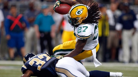 Packers at Rams: 8/16/14