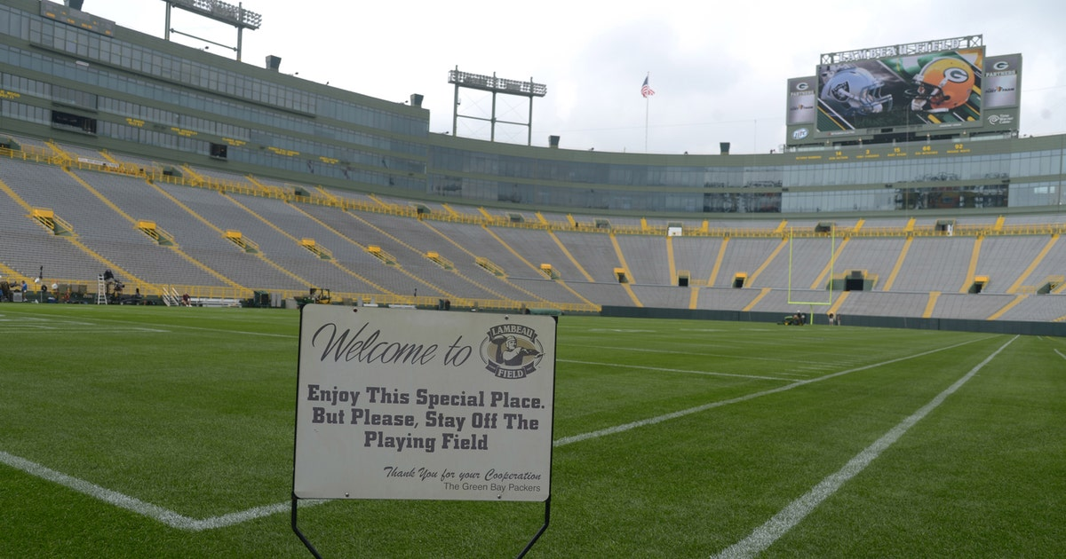 Green Bay Packers Detail 55 Million Renovation Plan For