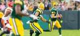 Backup QBs look good in Packers' 34-14 win over Chiefs