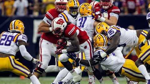 Wisconsin vs. LSU in Houston: 8/30/14