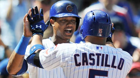 Brewers at Cubs: 9/1/14-9/3/14
