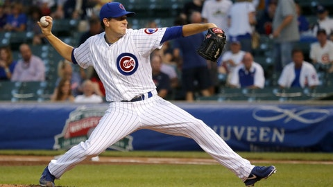 23. Chicago Cubs