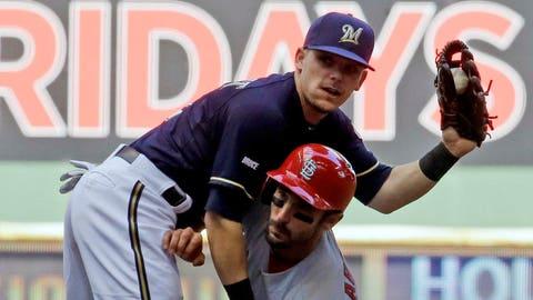 Cardinals at Brewers: 9/4/14-9/7/14