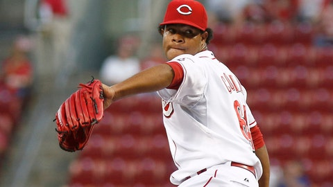 Brewers at Reds: 9/23/14-9/25/14