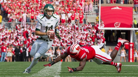 Bulls at Badgers: 9/27/14