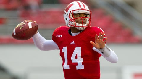 Connor Senger, Badgers quarterback