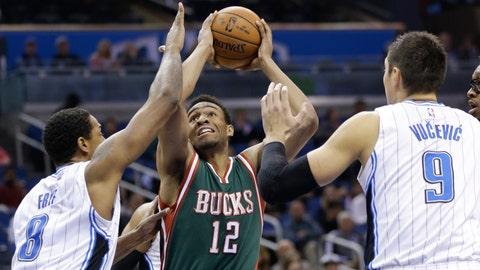 Bucks at Magic: 11/14/14