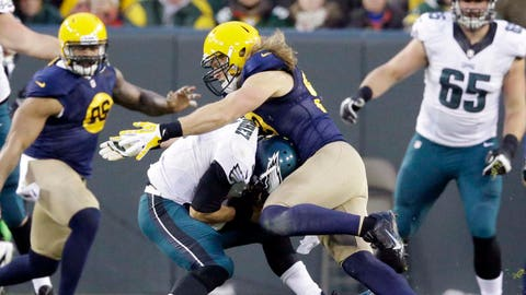 Eagles at Packers: 11/16/14