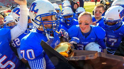 WIAA D-3 title game: Rice Lake vs. Wisconsin Lutheran