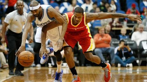 Rockets at Wolves: 12/5/14