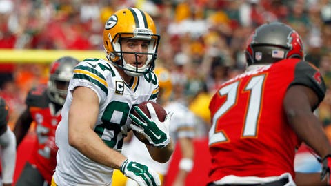 Packers at Buccaneers: 12/21/14