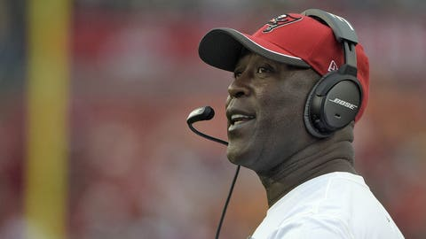 Lovie Smith, Tampa Bay Bucs