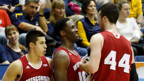 Badgers at Golden Bears: 12/22/14