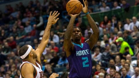 Hornets at Bucks: 12/23/14