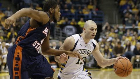 Morgan State at Marquette: 12/28/14