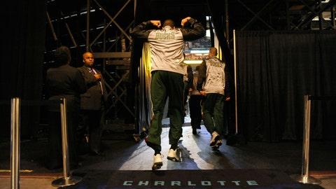 Bucks at Hornets: 12/29/14