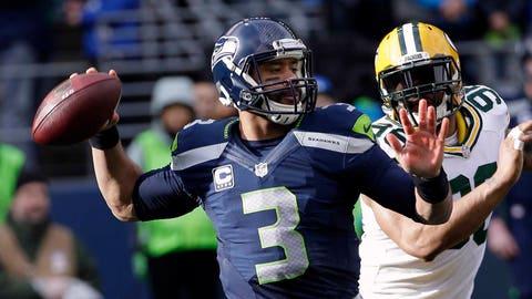 Seattle Seahawks: Russell Wilson