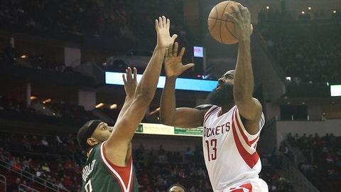 Bucks at Rockets: 2/6/15