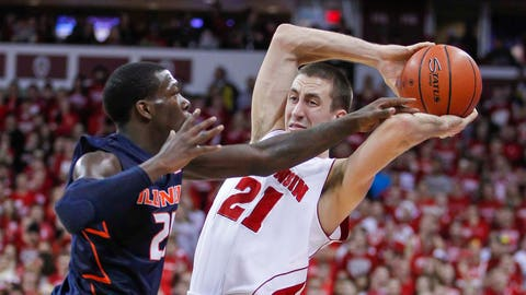 Illini at Badgers: 2/15/15