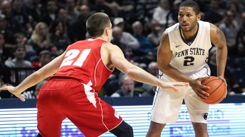 PHOTOS: Badgers 55, Nittany Lions 47