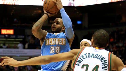 Jameer Nelson, 33, Denver Nuggets