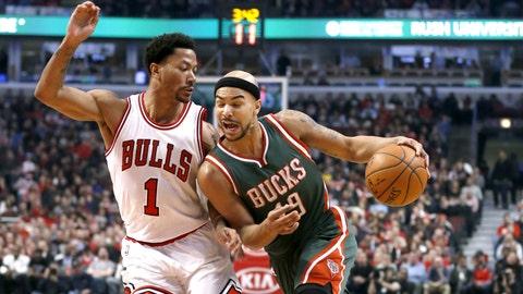PHOTOS: Bulls 87, Bucks 71