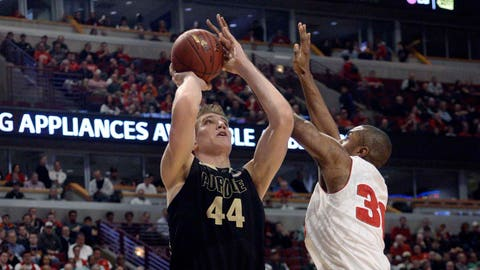 Boilermakers at Badgers: 3/14/15