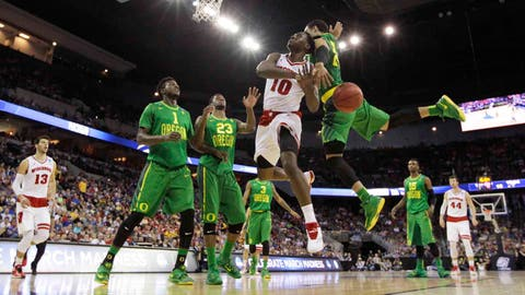 Badgers vs. Ducks: 3/22/15