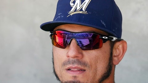 Brewers vs. Reds: 3/31/15