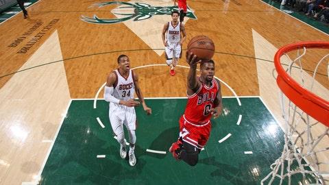 PHOTOS: Bucks 95, Bulls 91