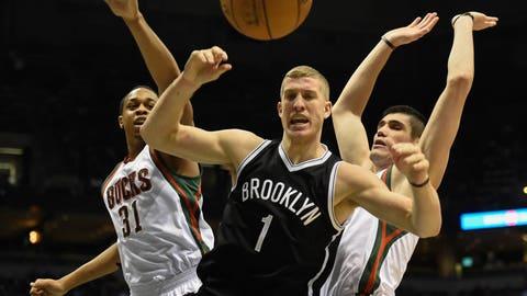 Nets at Bucks: 4/12/15