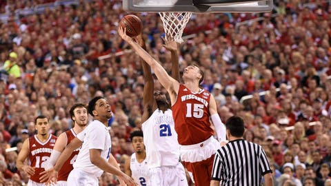Sam Dekker, ex-Wisconsin Badgers forward