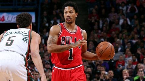 PHOTOS: Bucks 92, Bulls 90