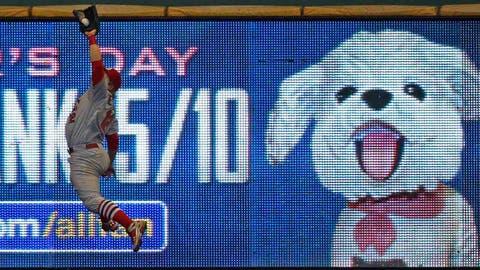 Cardinals at Brewers: 4/24/15-4/26/15