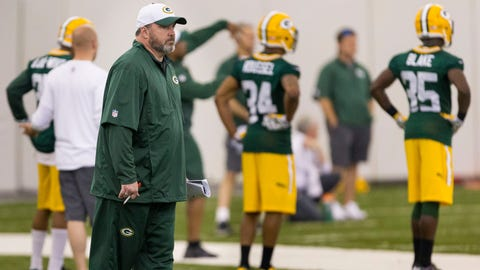 PHOTOS: Packers 2015 rookie minicamp
