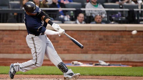 Brewers at Mets: 5/15/15-5/17/15