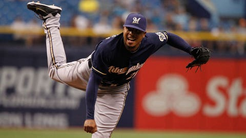 In Pictures: Jeremy Jeffress