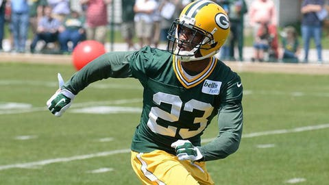 Damarious Randall, CB, Packers