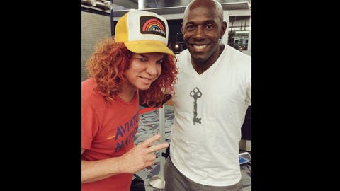 Donald Driver, WR, former Packer