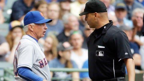 Brewers vs. Mets: 6/23/15-6/25/15