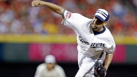 PHOTOS: Brewers in the All-Star Game